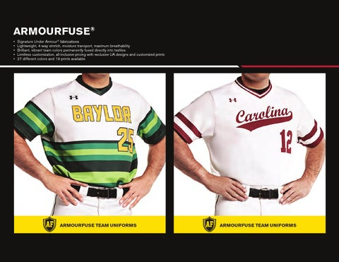 af023feab Kollege Town Sports Under Armour Baseball 2015 Catalog by ...