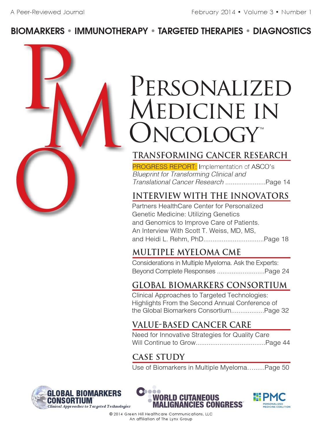 Pmo February 2014 By The Oncology Nurse Issuu Chairman Director Chair Dc 355