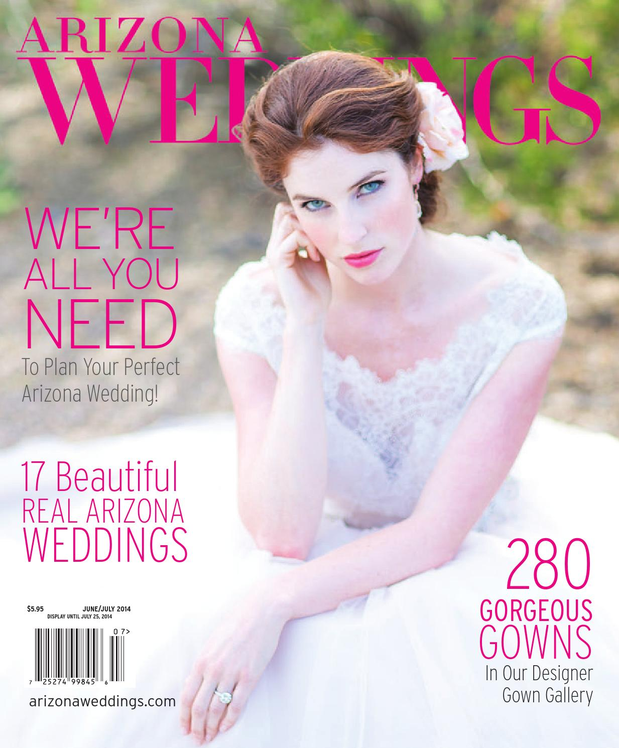 Arizona Weddings Magazine By Arizona Weddings Magazine