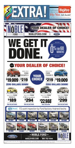 Noble Ford Indianola >> Extra 5 13 By Des Moines Register Issuu