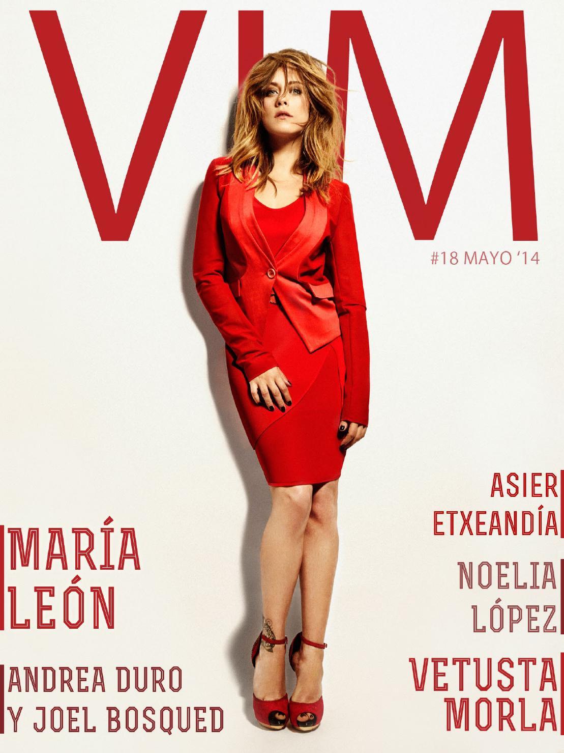 f3f18f1bd7d6 VIM Magazine - Mayo  18 by VIM Magazine - issuu