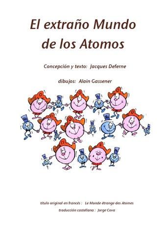 El extraño mundo de los atomos by Educatribu - issuu