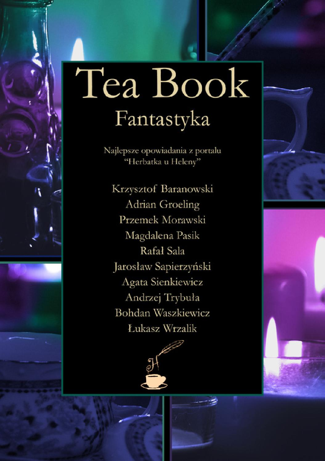 Tea Book Fantastyka By Herbatka U Heleny Issuu