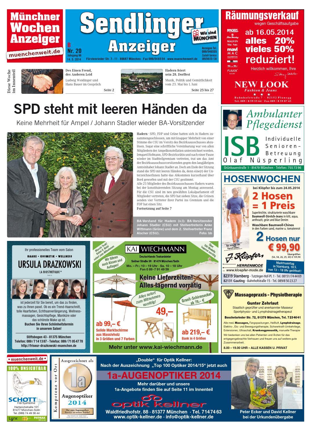 KW 20 2014 by Wochenanzeiger Medien GmbH issuu