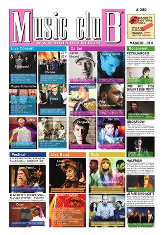 MusicClub Maggio 2014 by MusicClub - issuu 363588fd7be