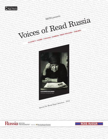 Voices Of Read Russia By Russia Beyond The Headlines Issuu