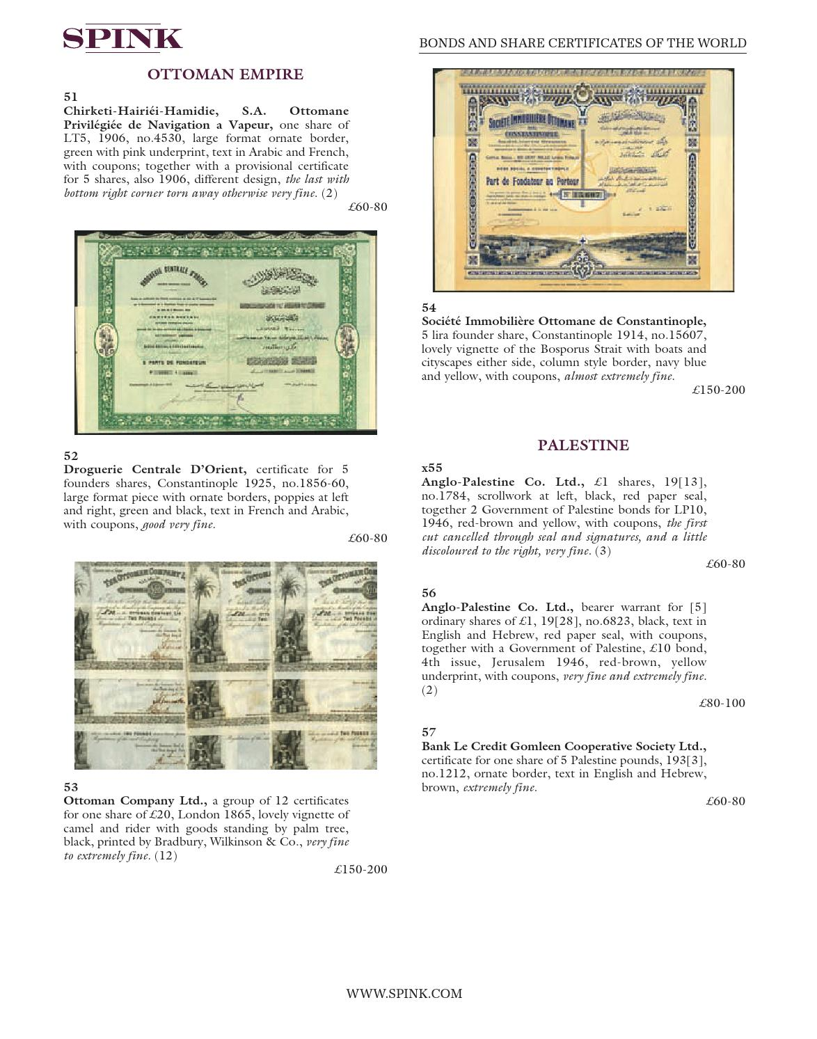 FRANCE PRINTING COMPANY stock certificate BEAUTIFUL