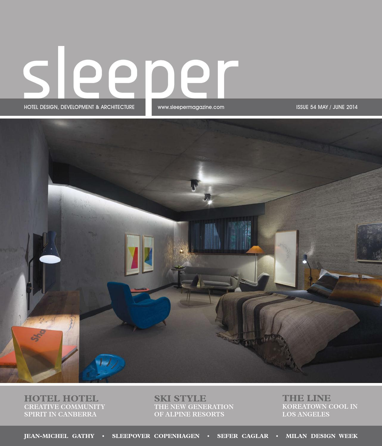 Sleeper May June 2014 - Issue 54 by Mondiale Publishing - issuu fcdcc663f6f8