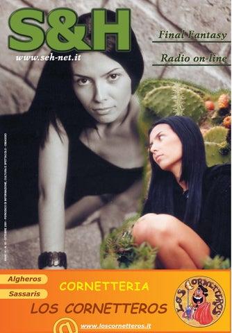 Magazine Sassari By S amp; Hinterland 2001 Ottobre Issuu amp;h nFwRqBaFxr