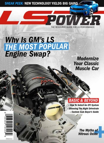2014 LS Power Magazine by COMP Performance Group™ - issuu