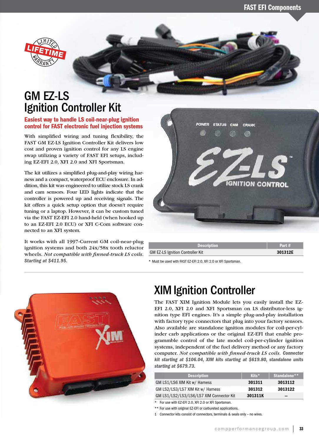 2014 Ls Power Magazine By Comp Performance Group Issuu Fast Efi Wire Harness