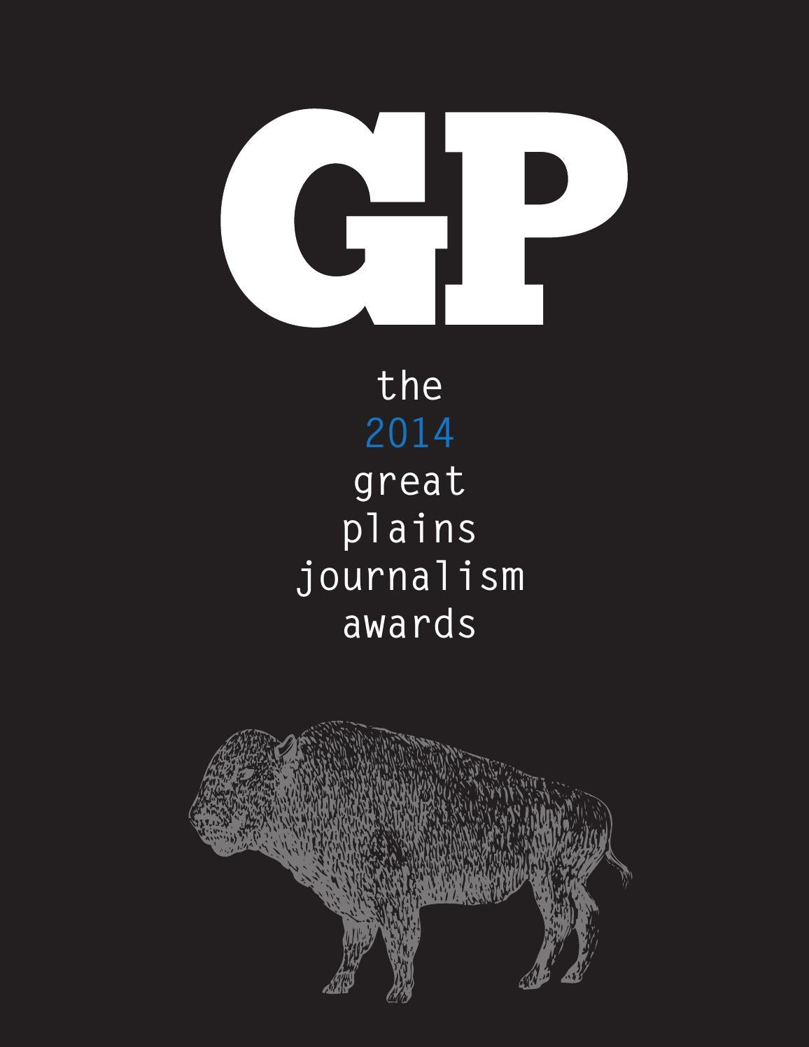 Great Plains Journalism Awards 2014 by