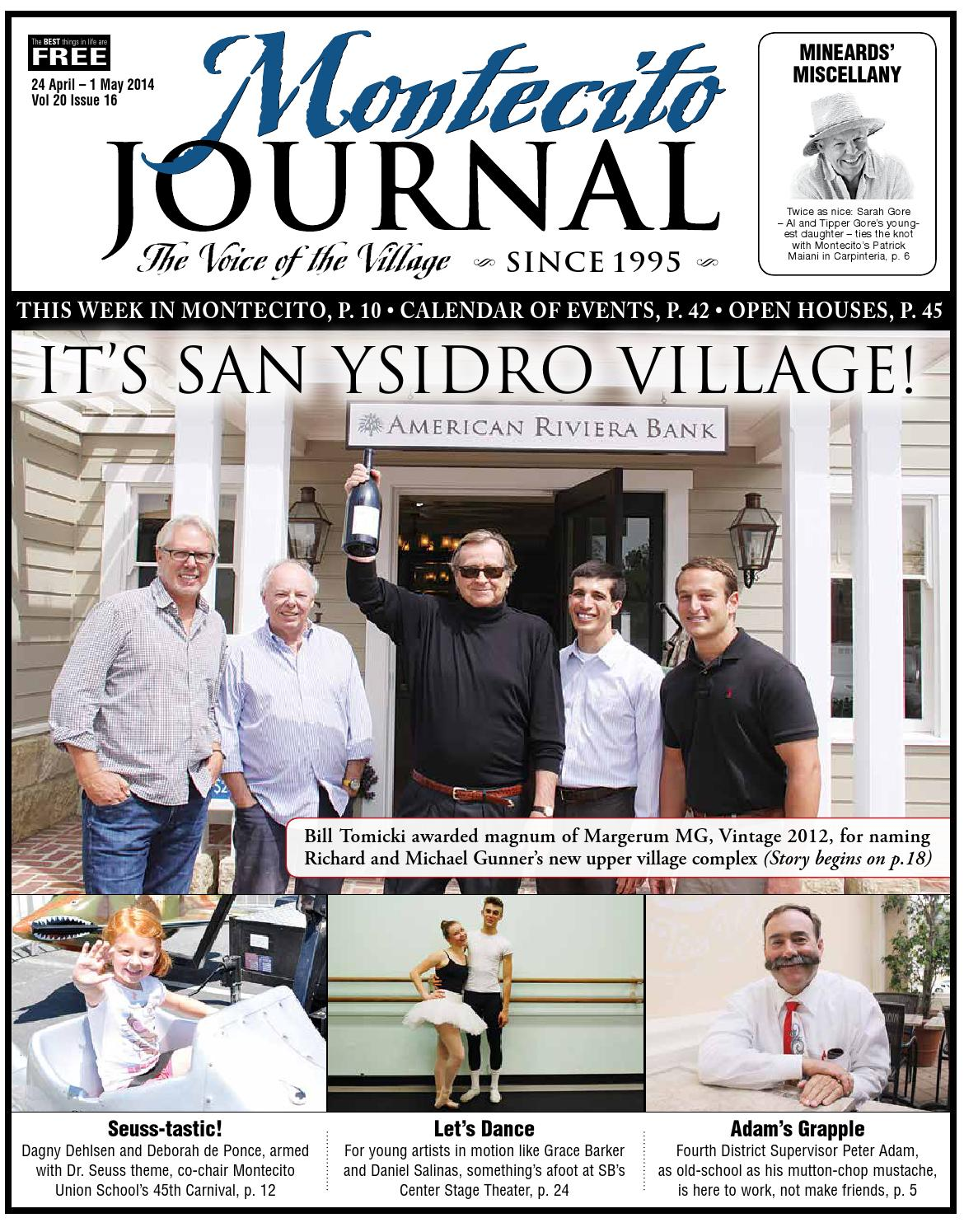 60dc447a75 It s San Ysidro Village by Montecito Journal - issuu