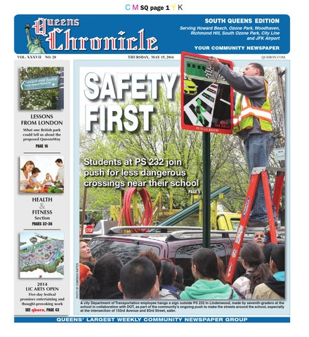 Queens Chronicle South Edition 05-15-14 by Queens Chronicle - issuu 6316367ce