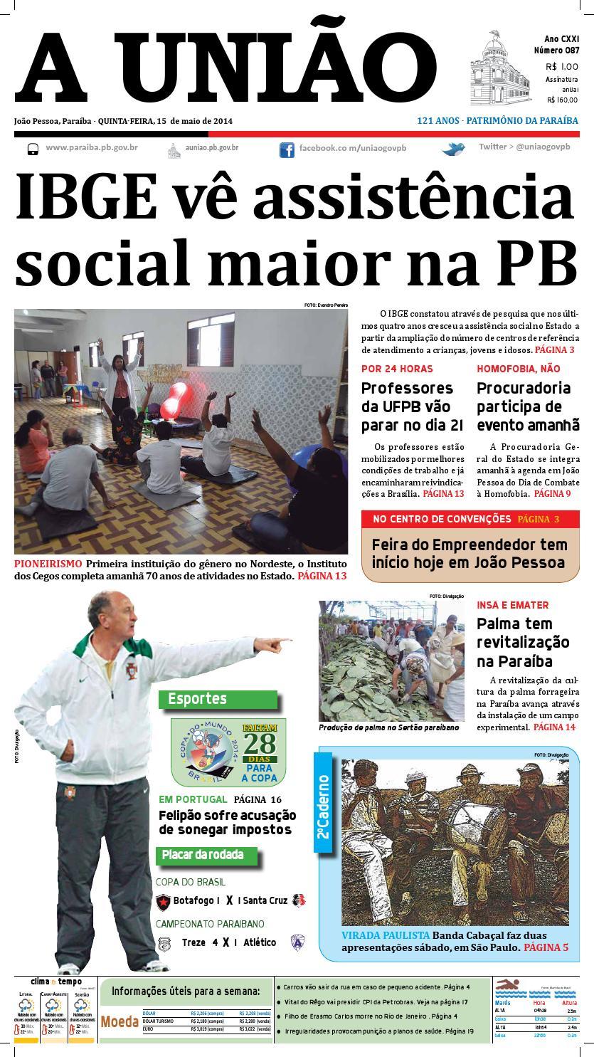 Jornal A União by Jornal A União - issuu 468105c040