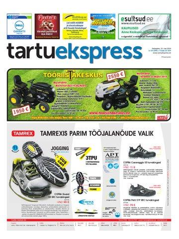 f980033a2ed Tartu Ekspress, 15.05.2014 by Tartu Ekspress - issuu