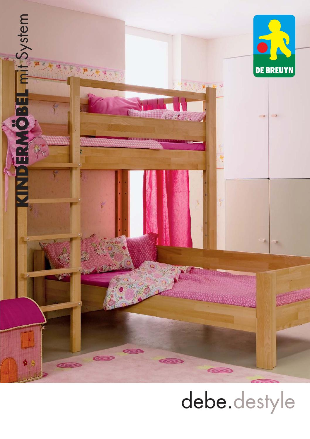 de breuyn kinderm bel mit system by j rg de. Black Bedroom Furniture Sets. Home Design Ideas