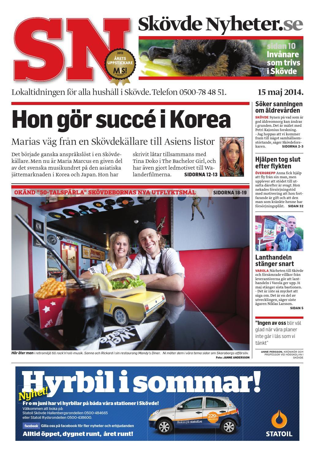 Sn 140515 by Skövde Nyheter - issuu beb26a51ea170