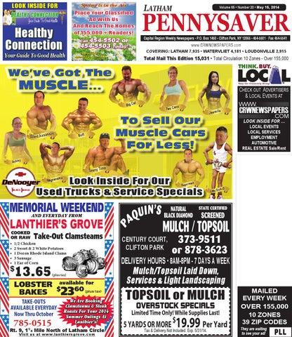 5d6683ee600 Latham Pennysaver 051514 by Capital Region Weekly Newspapers - issuu