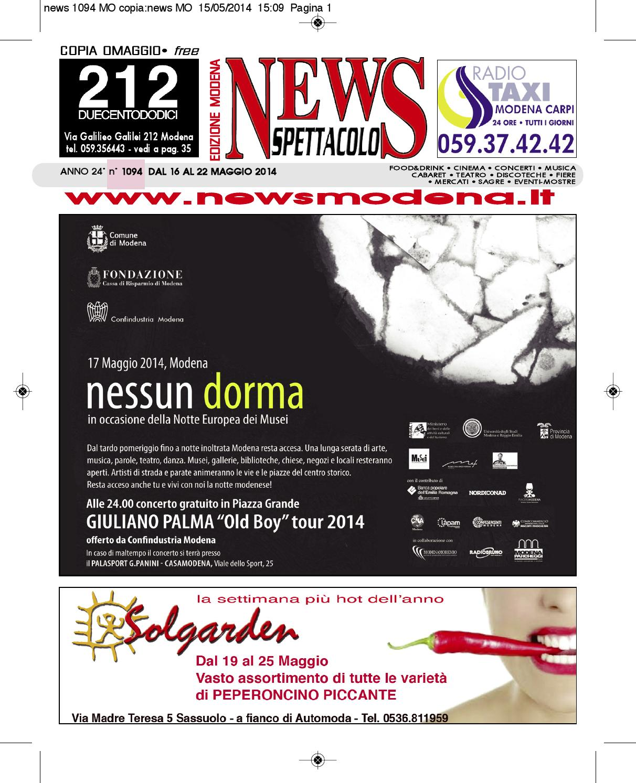 News 1094 mo copia news mo by edizioni b l b  snc - issuu