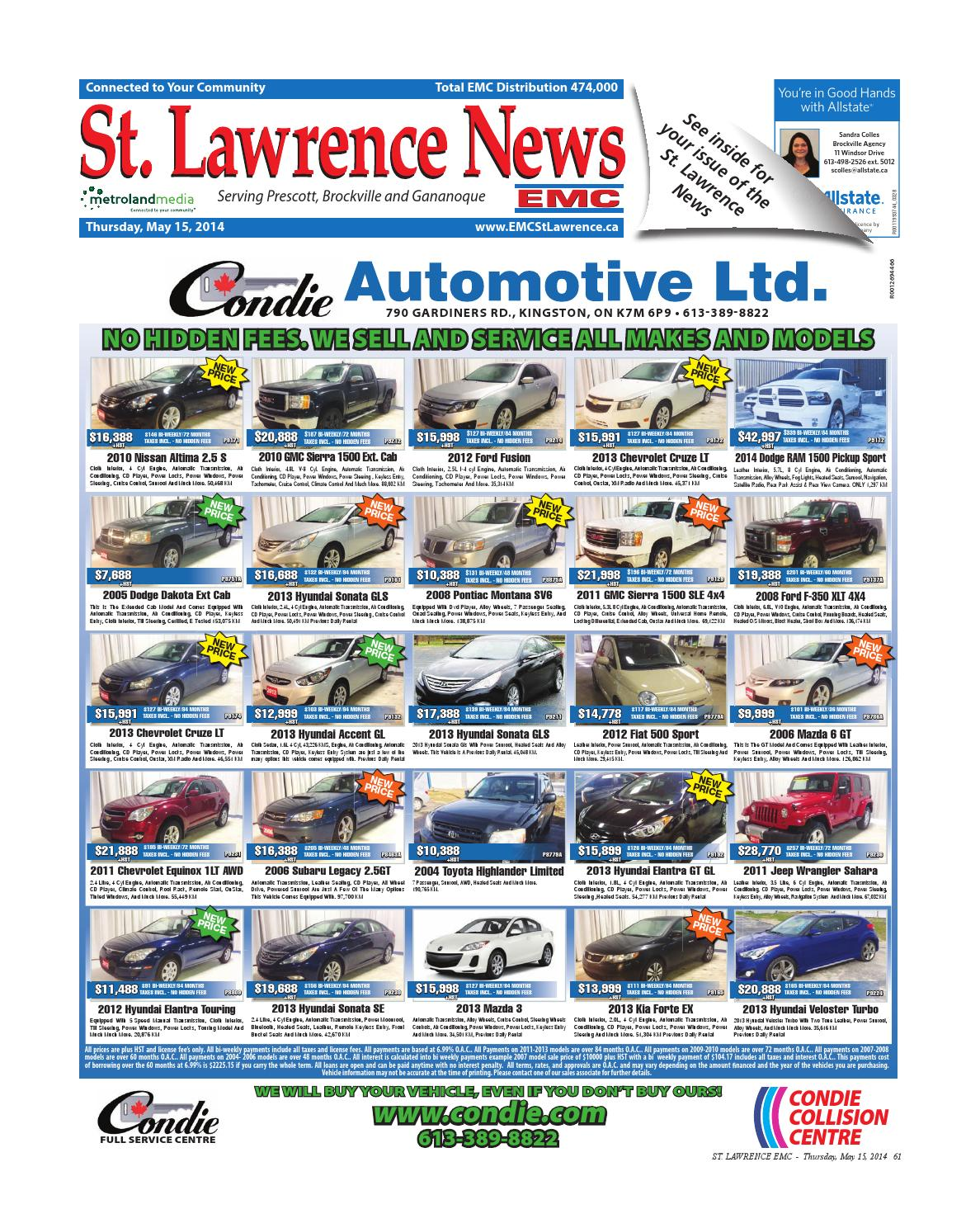 Stlawrence051514 by metroland east st lawrence news issuu fandeluxe Choice Image