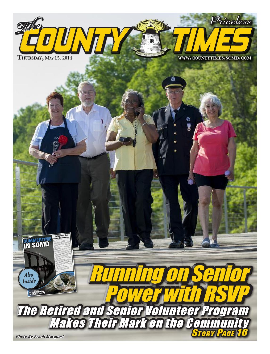 2014-05-15 The County Times by Southern Maryland Online - issuu