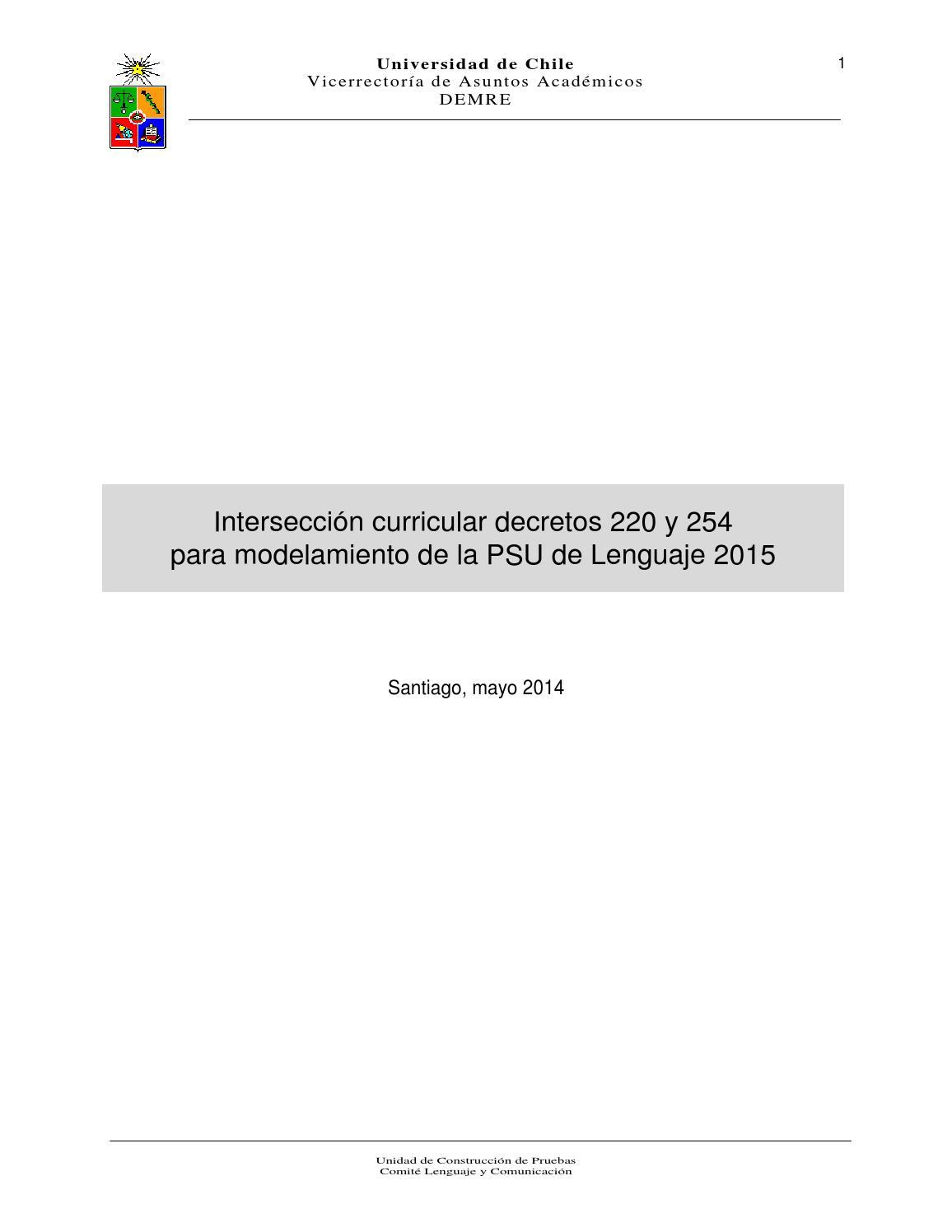 Lyc interseccion curricular p2015 by Ceia Educa - issuu