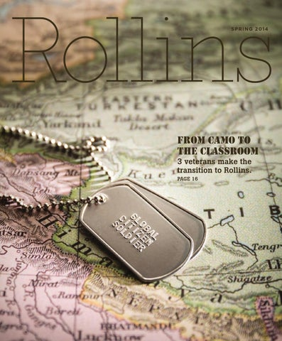 Rollins Magazine | Spring 2014 by Rollins College issuu