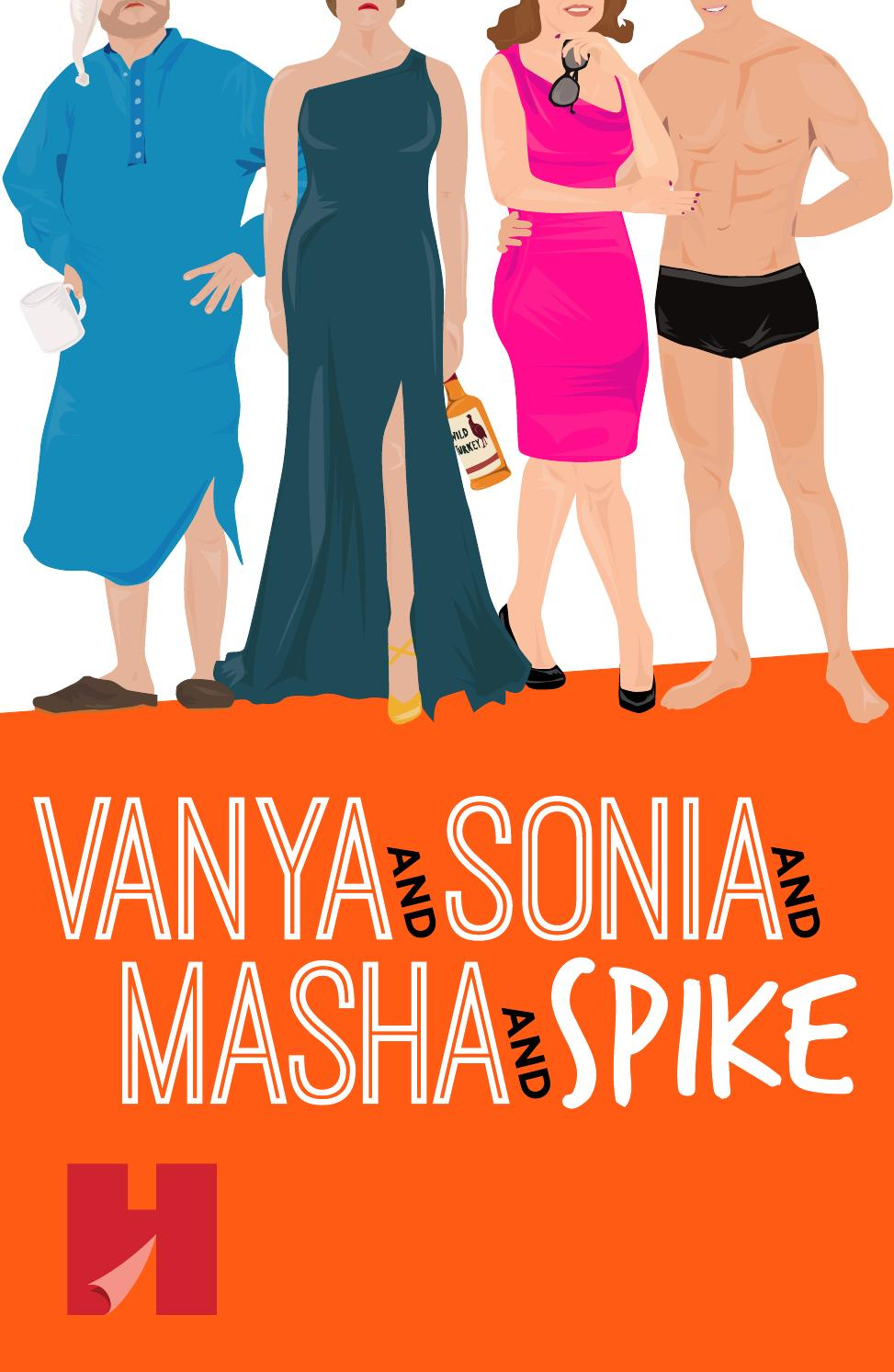 Image result for sandy actors theatre vanya and sonia