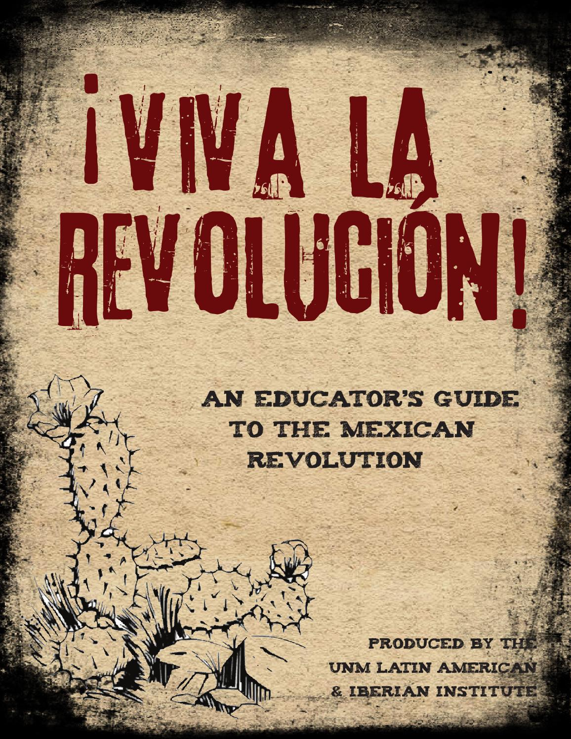 an introduction to the history of the mexican revolution The mexican revolution (new press people's history) [adolfo gilly] on amazoncom free shipping on qualifying offers first published in spanish in 1971, the.