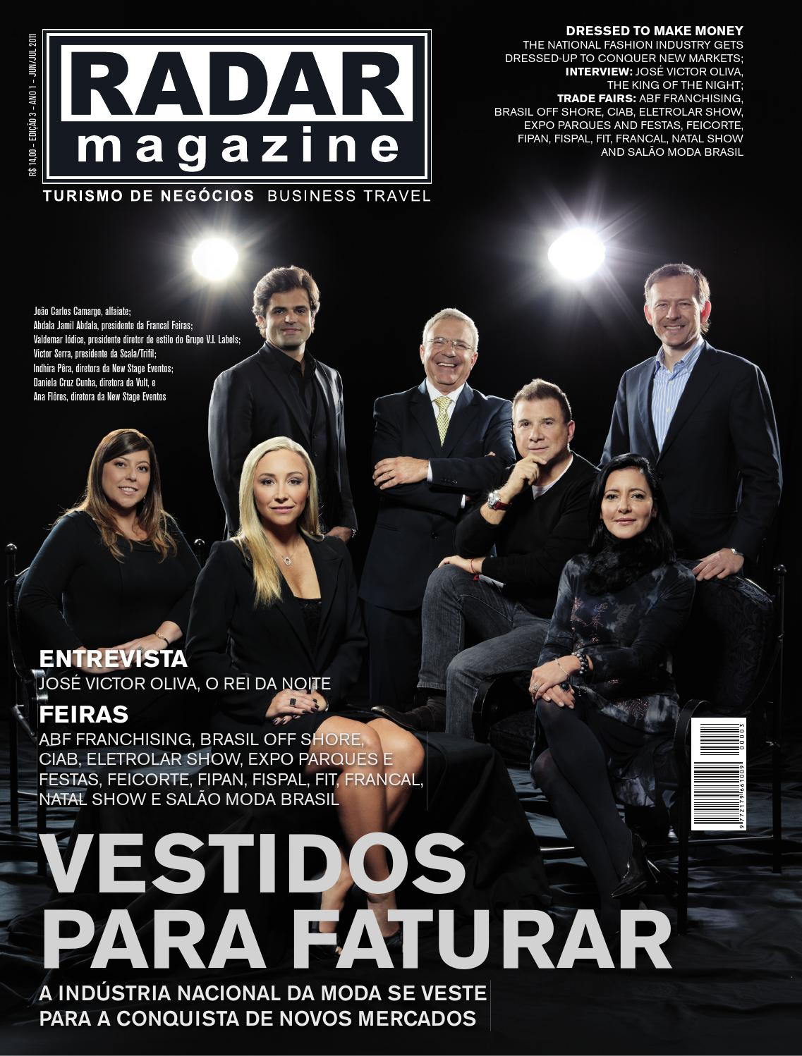 Radar Magazine Ed.03 by Grupo Radar   TV - issuu 18b1ae00993c9