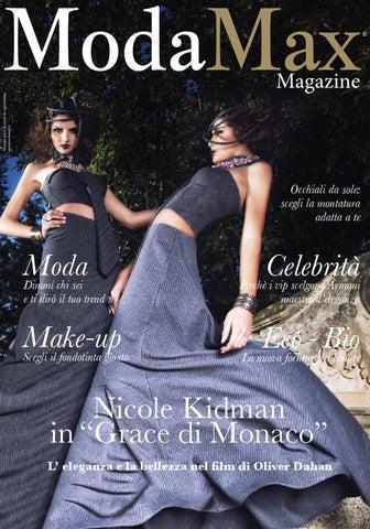 c3197c7c7f17 Numero unico in attesa di registrazione www.modamax.it. Magazine. Occhiali  da ...
