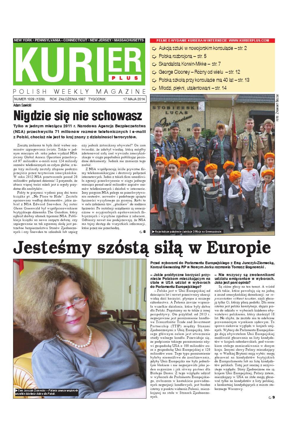 Kurier Plus 17 Maja 2014 By Kurier Plus Issuu