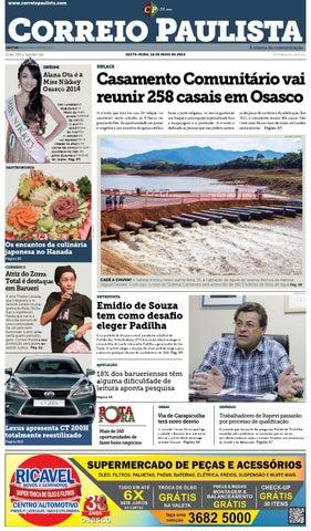 jornal Correio Paulista 1132 by Jornal Correio Paulista - issuu c65a944f34da0