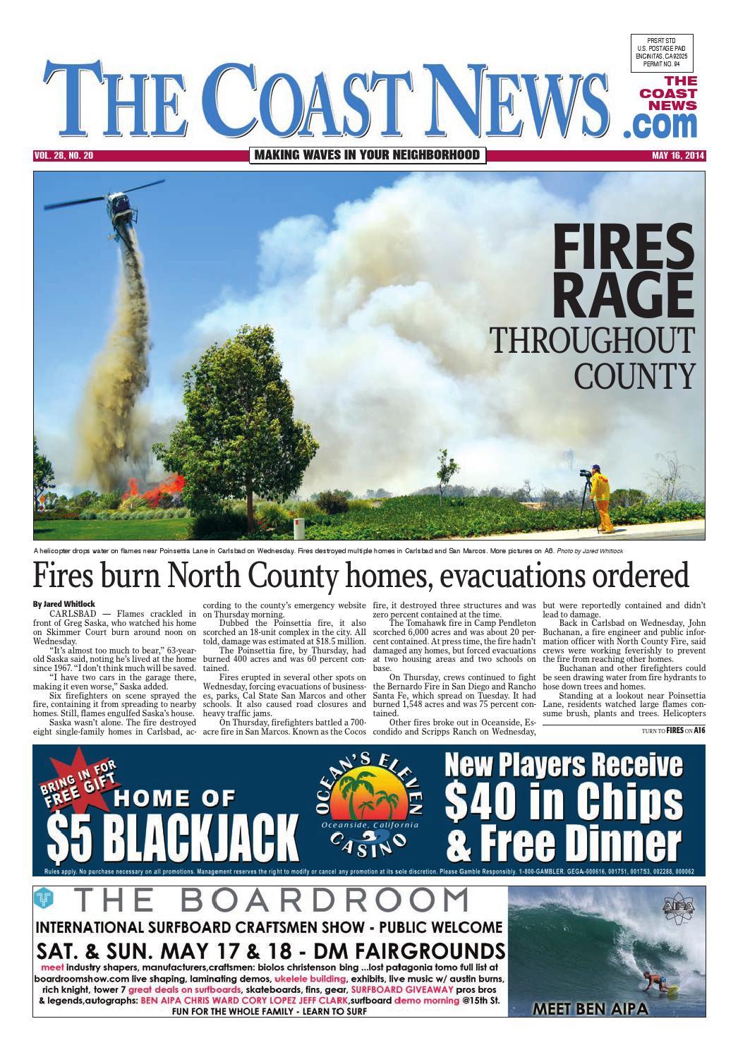 7cdde5592e The coast news 2014 05 16 by Coast News Group - issuu