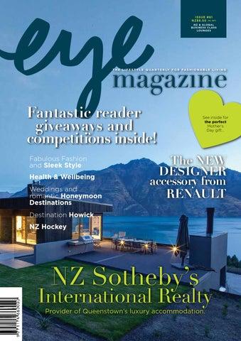 dc9d7fb5f9 Eye Magazine Autumn 2014 by Multi Media Magazines - issuu