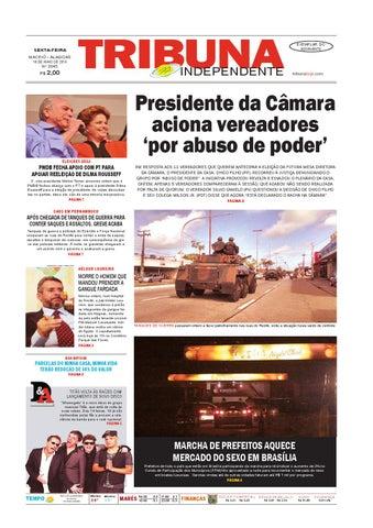 42c03f693 Edição número 2045 - 16 de maio de 2014 by Tribuna Hoje - issuu