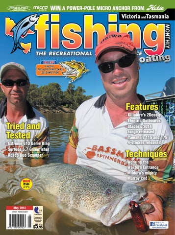 580898fd4f Victoria and Tasmania Fishing Monthly - May 2014 by Fishing Monthly ...