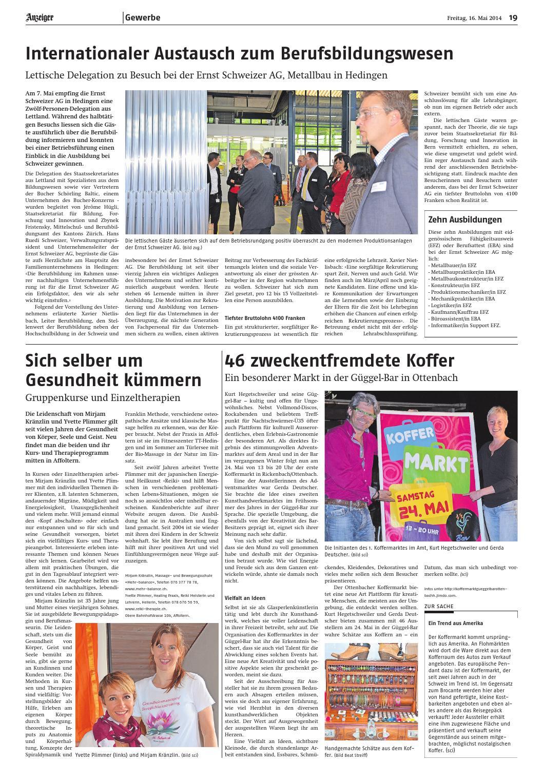038 2014 by AZ-Anzeiger - issuu