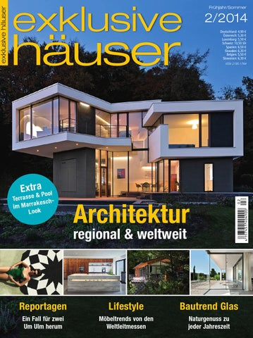 Exklusive Häuser 2/2014 By Family Home Verlag GmbH   Issuu