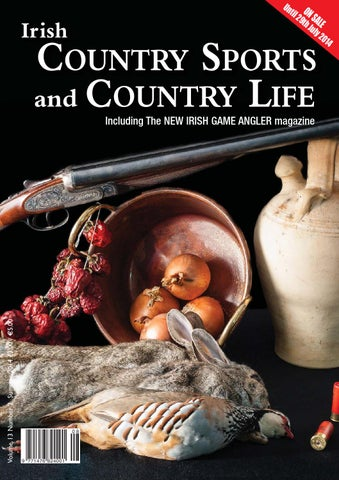 a727952d Irish Country Sports and Country Life Summer 2014 by Bluegator ...