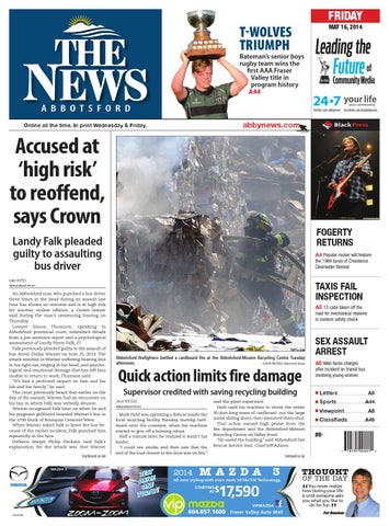 abbotsford news, may 16, 2014 by black press issuuFree Squeeze Page Maker CoopFunding 348394 #5