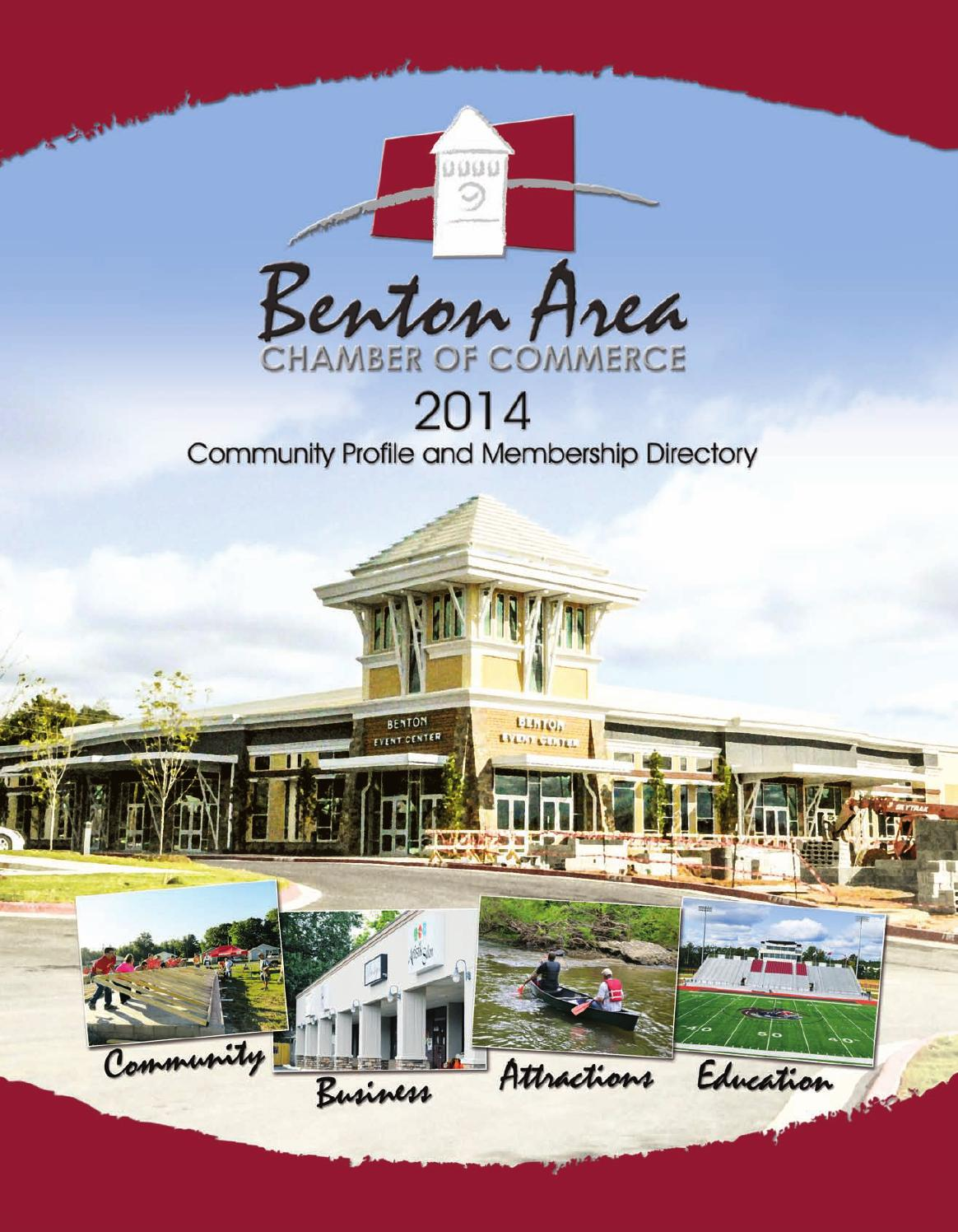 Benton AR Community Profile by Townsquare Publications, LLC - issuu