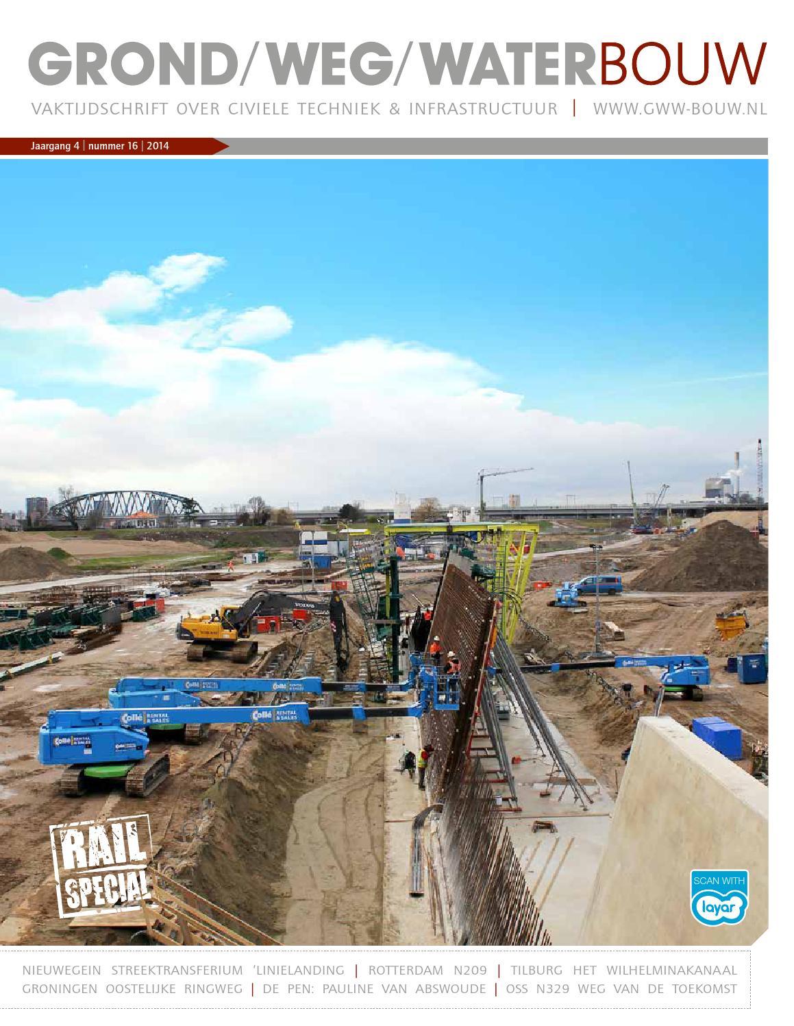 Grond weg waterbouw 16 by louwers uitgeversorganisatie bv for Staalbouw weelde