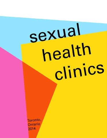 Sexual health clinic toronto dundas