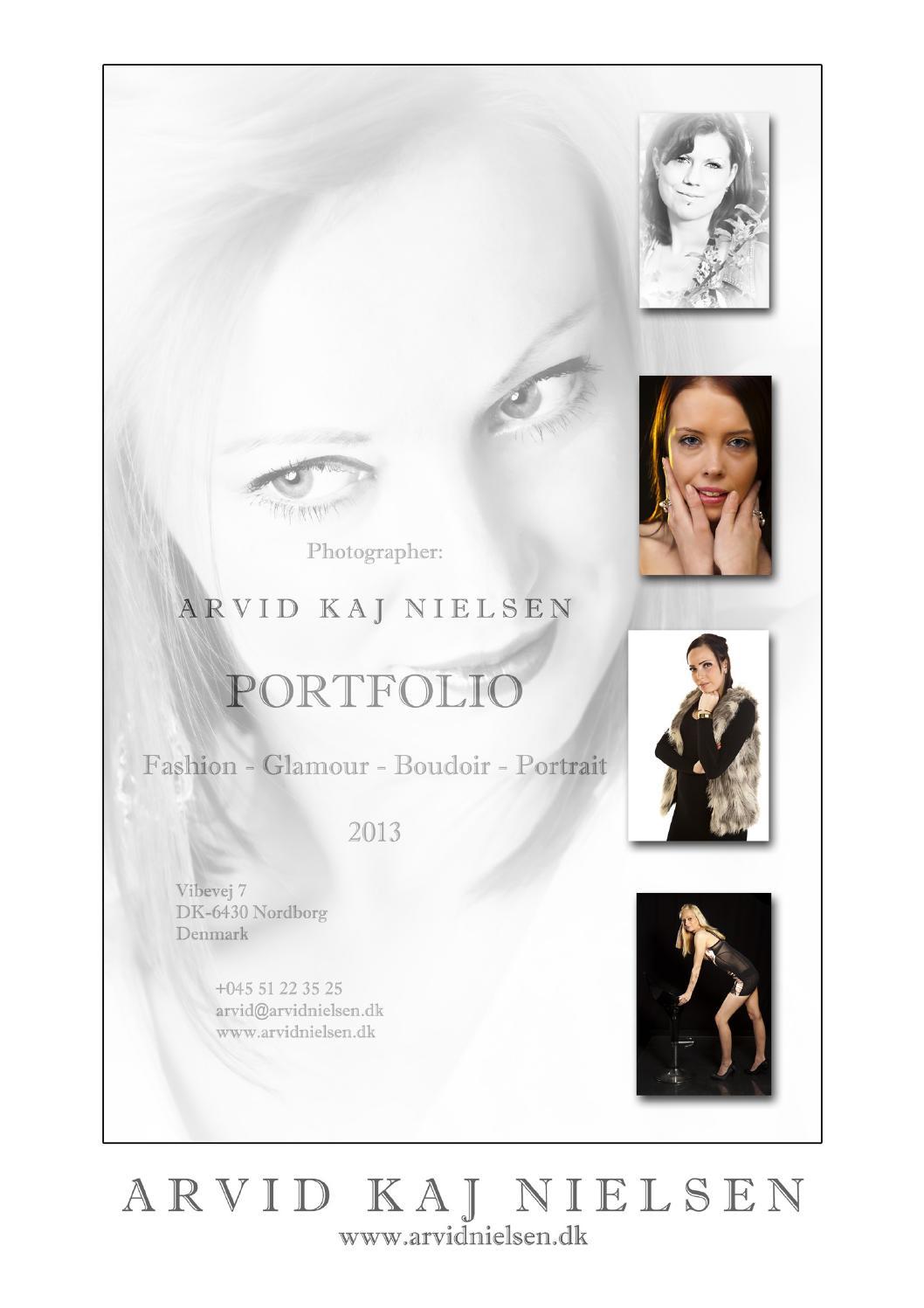 Portfolio 2013 by Arvid Nielsen - Issuu