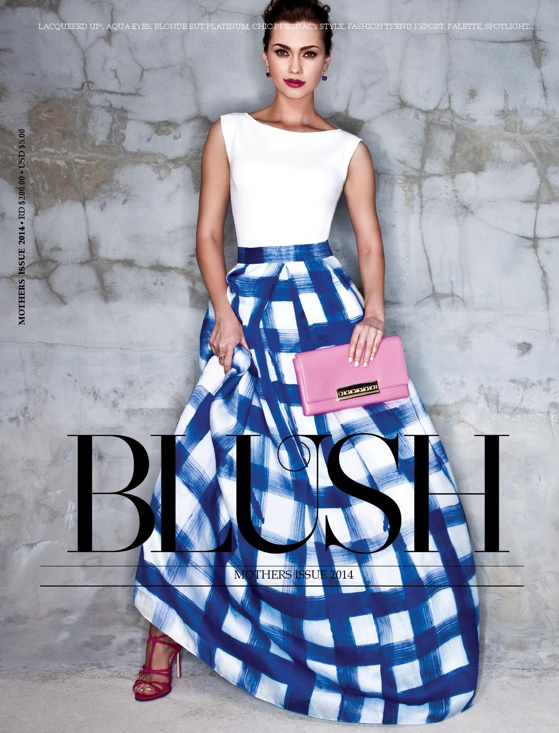 b43faee85 BLUSH MAGAZINE    Mother s Issue 2014 by BLUSH MAGAZINE - issuu