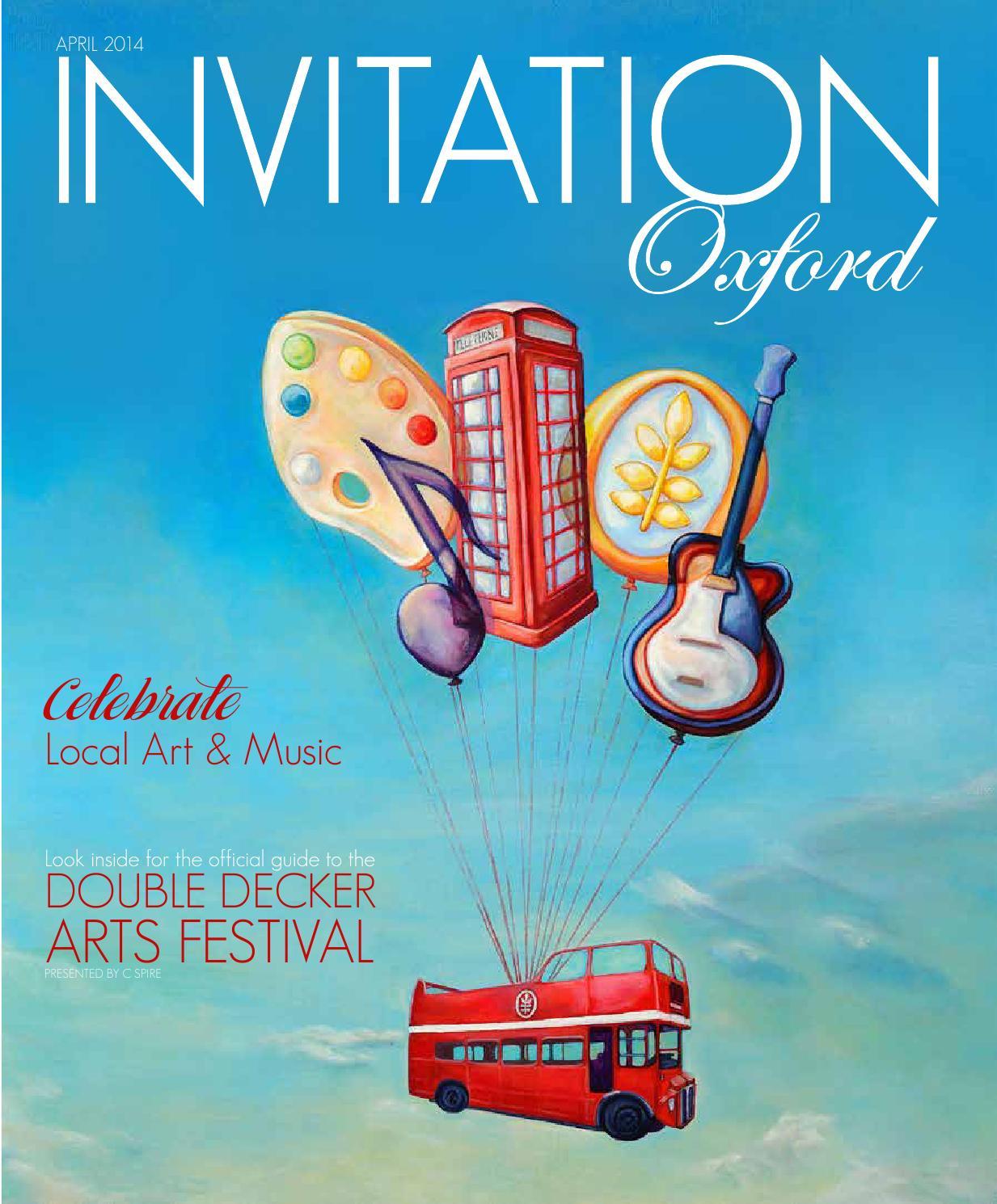 April 2014 by invitation magazines issuu stopboris Gallery