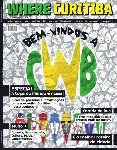 3fc8b43dbd1 Where Curitiba - Edição 112 by Where Curitiba - issuu