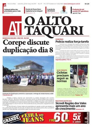 Jornal O Alto Taquari - 28 de março de 2014 by Jornal O Alto Taquari ... b7cc00347ac